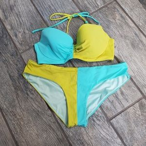 Victoria's Secret Colorblock Bikini